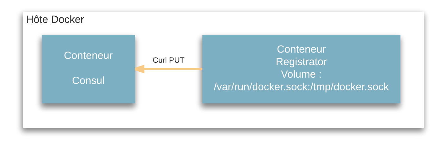 Cycle de release fig for Docker consul dns